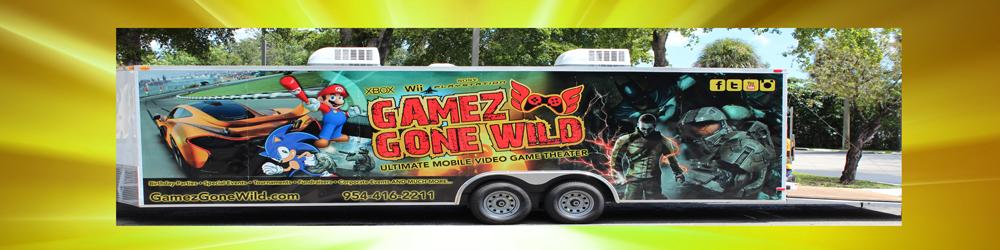 Gamez Gone Wild